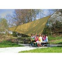 Eduplay Sonnensegel Farbe Quadrat (5m x 5m) Ausführung beige