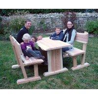 edumero Outdoor-Sitzgarnitur Erwachsene Ausführung Garnitur