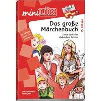 miniLÜK-Heft: Das große Märchenbuch 2. Klasse