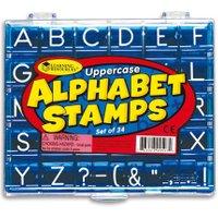 Learning Resources Alphabet-Stempel: Großbuchstaben
