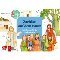 Don Bosco Zachäus auf dem Baum Spielfiguren für die Erzählschiene