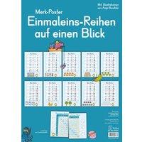 Verlag an der Ruhr Einmaleins-Reihen auf einen Blick