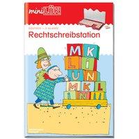 miniLÜK-Heft: Rechtschreibstation 2. Klasse