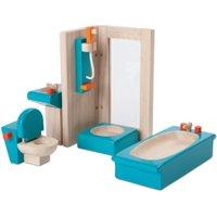 PlanToys Puppenhausmöbel Neo Badezimmer