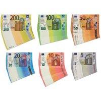 Betzold Rechengeld in Eurokasse Ausführung 130 Scheine + 160 Münzen