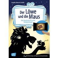 Don Bosco Der Löwe und die Maus - Schattentheater-Set