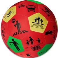 Prodesign Lernspielball Verkehrserziehung