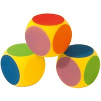Volley Schaumstoff-Farben-Würfel