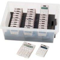 edumero Grundschul-Taschenrechner-Set