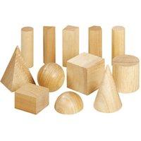 Betzold Geometriekörper aus Holz