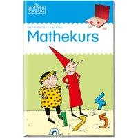 LÜK-Heft: Mathekurs 4. Klasse
