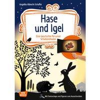 Don Bosco Hase und Igel - Schattentheater-Set