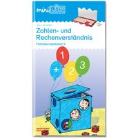 miniLÜK-Heft: Zahlen und Rechenverständnis