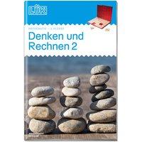 LÜK-Heft: Denken und Rechnen 2. Klasse