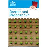 LÜK-Heft: Denken und Rechnen 1x1 für die 2. Klasse