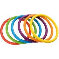 Gonge Regenbogen-Ringe