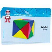 Vierstein Verlag Magnetwürfel-Spielkarten