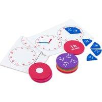 Learning Resources Lernset Uhrzeit verstehen