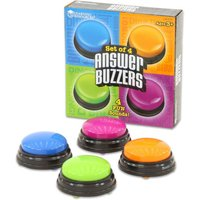 Learning Resources Antwort Buzzer 4er Set