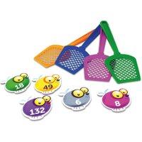 Learning Resources Das lustige Einmaleins Fliegenklatschen-Spiel