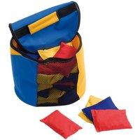 edumero Tasche gefüllt mit 30 Bohnensäckchen