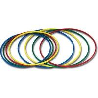edumero Gymnastik-Reifen Farbe gelb Durchmesser 70 cm