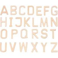 prohobb Holz-Buchstaben A-Z