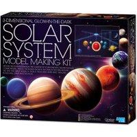 edumero 3D Sonnensystem Bausatz