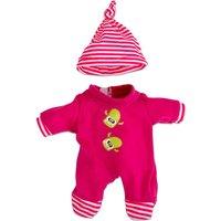 Miniland Puppenstrampler für 21 cm Puppe Ausführung Strampler rosa