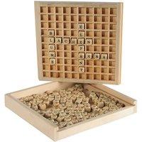 edumero Wörter legen aus Holz