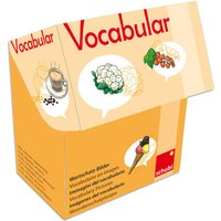 Schubi Vocabular Wortschatzbilder: Obst