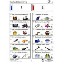 Bergedorfer Colorclip: Lesebeginn 3: Wörter und Sätze