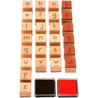 Toys for Life Buchstaben stempeln