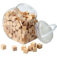 edumero 150 Holzwürfel