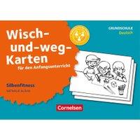 Cornelsen Wisch-und-weg-Karten Silbenfitness