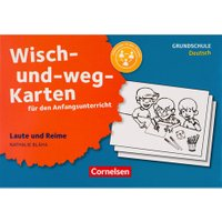 Cornelsen Wisch-und-weg-Karten - Deutsch
