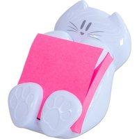 Post-it Spender für Super Sticky Z-Notes – Katze