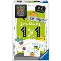 Ravensburger Kartenspiel Das kleine 1x1