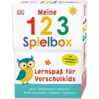 Dorling Kindersley Meine 123 Spielbox