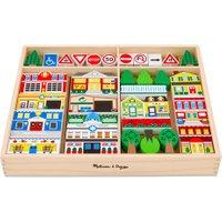 Melissa & Doug Stadt-Spiel-Set aus Holz