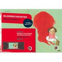 Beltz Verlag Bilderbuchkarten Wenn Lisa wütend ist