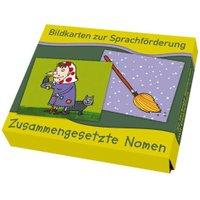 Verlag an der Ruhr Bildkarten zur Sprachförderung: Zusammengesetzte Nomen