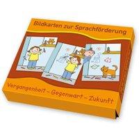 Verlag an der Ruhr Bildkarten zur Sprachförderung: Vergangenheit - Gegenwart - Zukunft