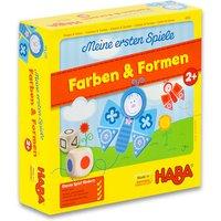Haba Meine ersten Spiele - Farben & Formen