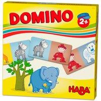 Haba Lieblingsspiele Domino Zootiere