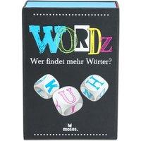 Moses Wordz - Wer findet mehr Wörter?