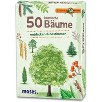 Moses Expedition Natur 50 heimische Bäume