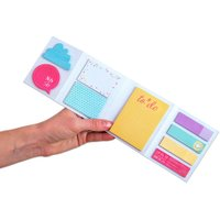 Moses Sticky Notes Büchlein – happy me