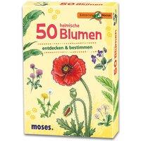 Moses Expedition Natur 50 heimische Blumen