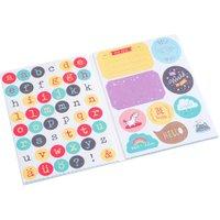 Moses Sticker-Sammlung Happy me